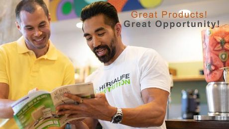 Herbalife Nutrition Introduction