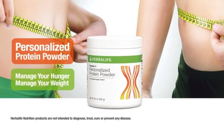 Product Spotlight: Personalized Protein Powder