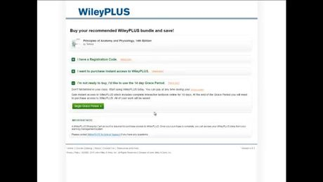 How do I access WileyPLUS in my D2L course? (Students)