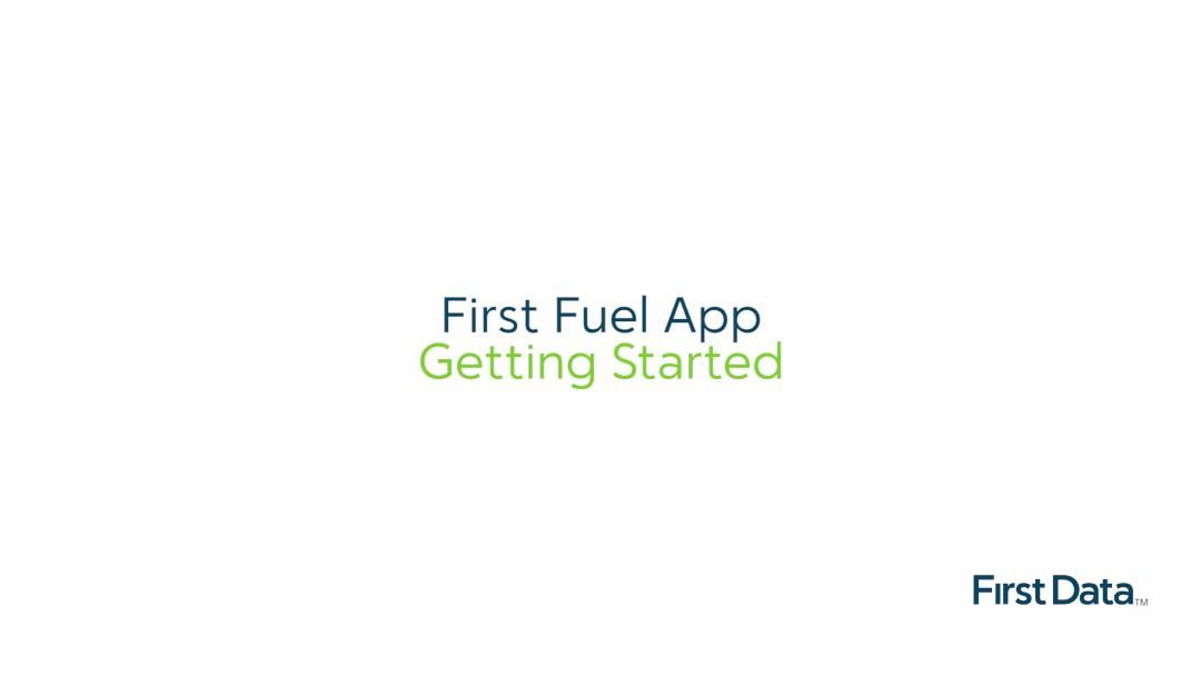 Seamless Asia: First Fuel App Demo