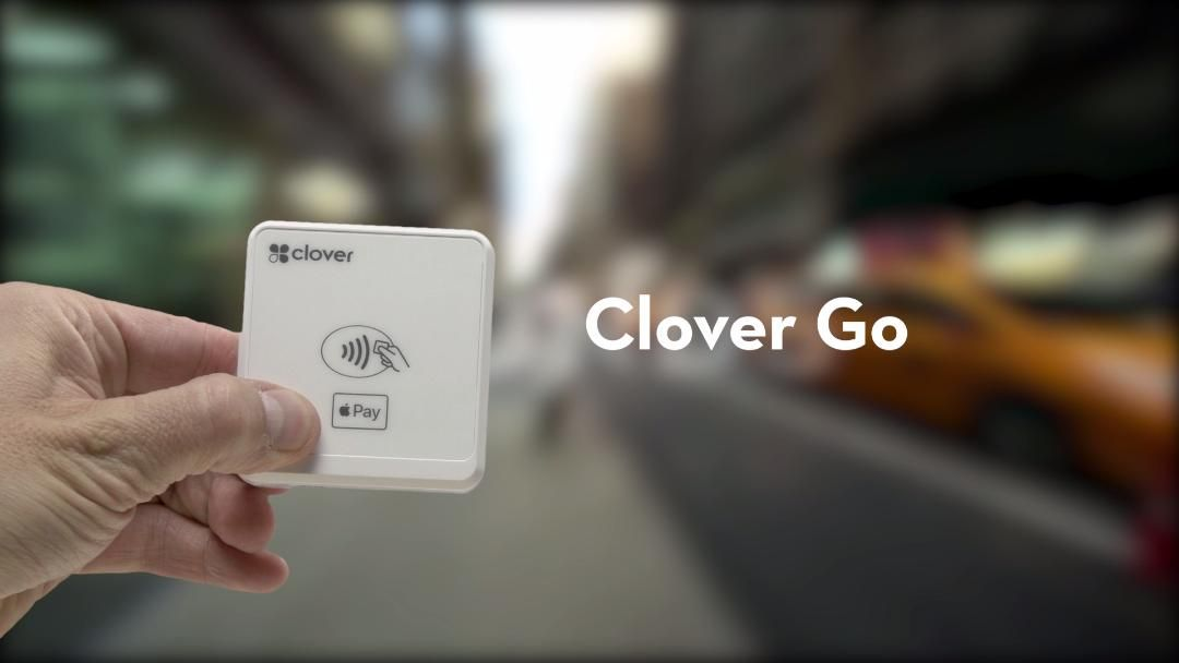 Hello Clover Go: Apple Retail