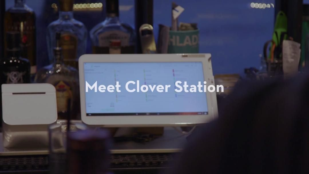Meet Clover Station - No Sound Display Video
