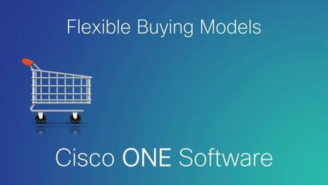 Cisco ONE Software Overview