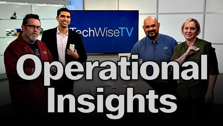 Cisco Operational Insights on TechWiseTV