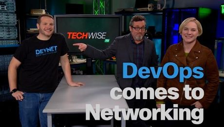 TechWiseTV: DevOps Comes to Networking