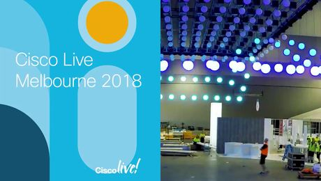 See all the highlights from Cisco Live Melbourne 2018