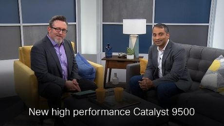 New High Performance Catalyst 9500 on TechWiseTV