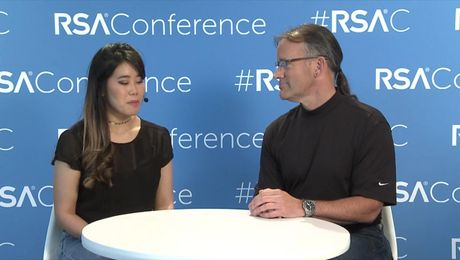 Cisco's John N. Stewart live from RSA