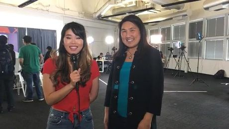 Live at DevNet Create with Susie Wee