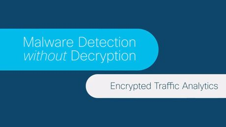 Malware detection with Encrypted Traffic Analytics (ETA) - Deep dive