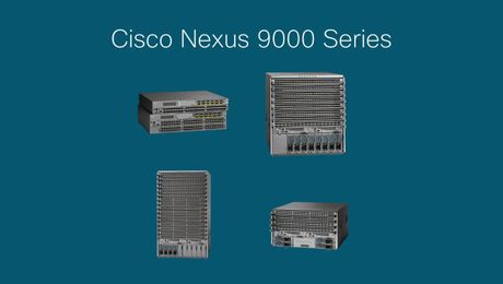 Build a Secure, Scalable, Flexible Data Center with Cisco Nexus 9000