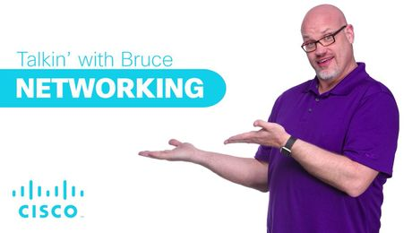 Talkin' with Bruce: Networking