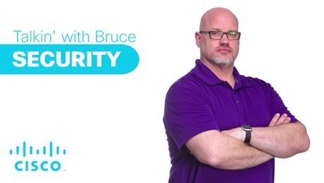 Talkin' with Bruce: Security