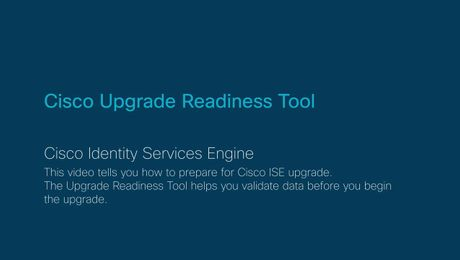 Cisco Upgrade Readiness Tool