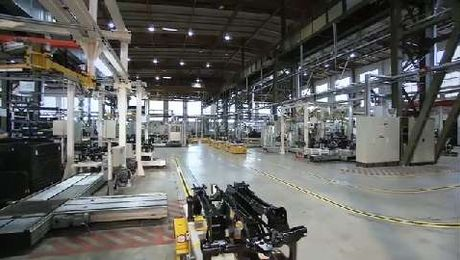 Automotive Manufacturer Speeds Production