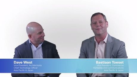 Cisco Start with Bastiaan Toeset & Dave West