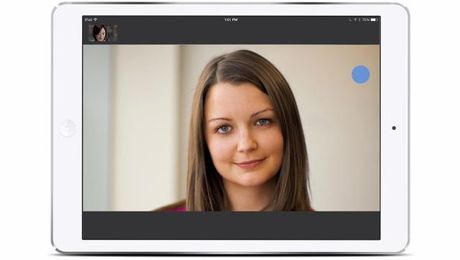 Start and Manage a Video Call on an Apple Device
