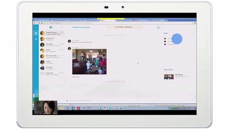 Start and Manage a Video Call on an Android Device