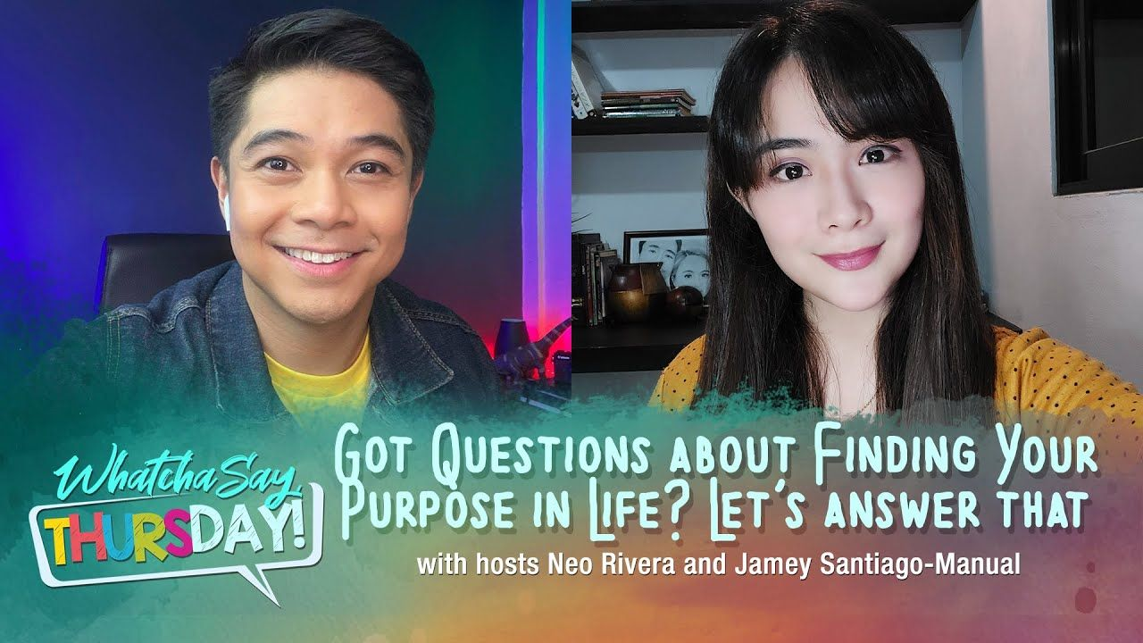 CBN Asia Online – Finding your Purpose in Life? Whatcha Say, Thursday! | iCanBreakThrough