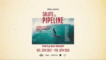 A Salute to Pipeline | Billabong