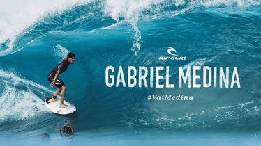 Gabriel Medina | Pipeline 2017 | #VaiMedina