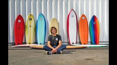 The Ryan Burch Experiment: A Volcom Collection