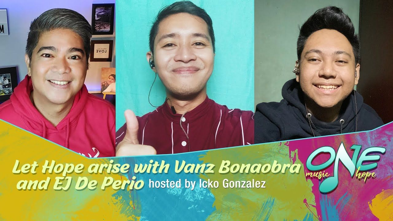 CBN Asia Online – May Pag-asa pa ba? One Music, One Hope | iCanBreakThrough