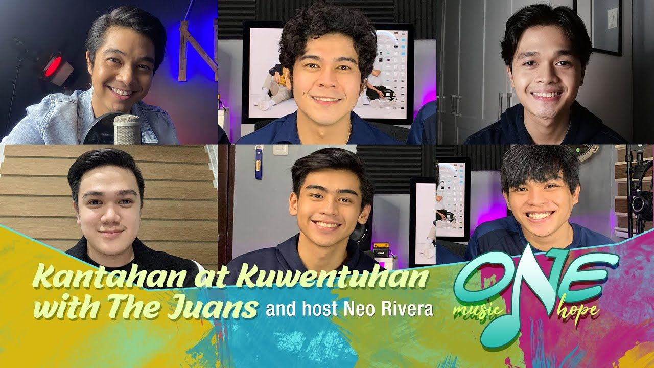 CBN Asia Online – Kantahan at Kwentuhan with The Juans in One Music, One Hope | iCanBreakThrough