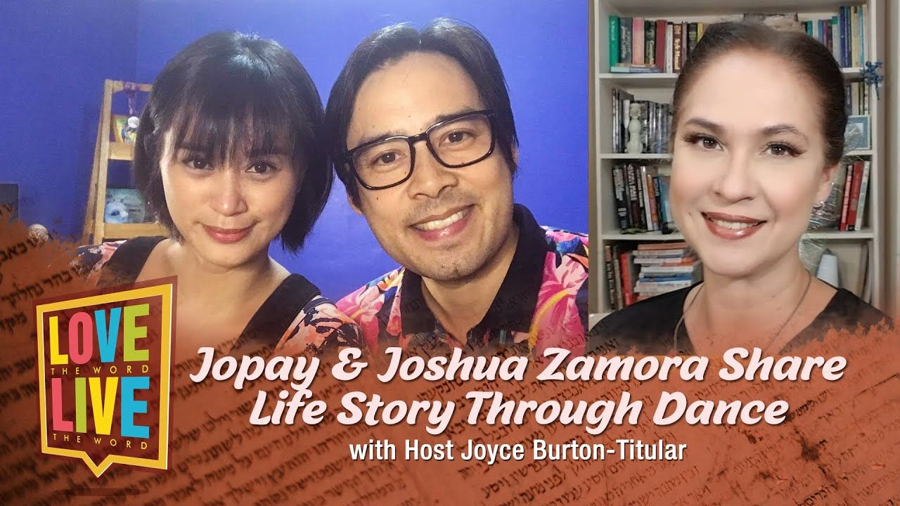 CBN Asia Online – Sunod-sunod ang Problema? Sumayaw with Jopay and Joshua Zamora | iCanBreakThrough