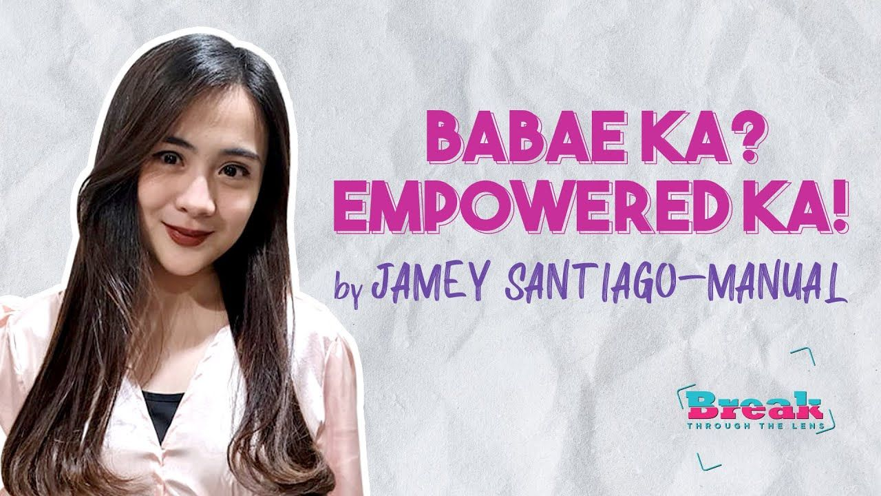 BreakThrough the Lens | The Power of Women at a Time of Crisis with Jamey Santiago-Manual