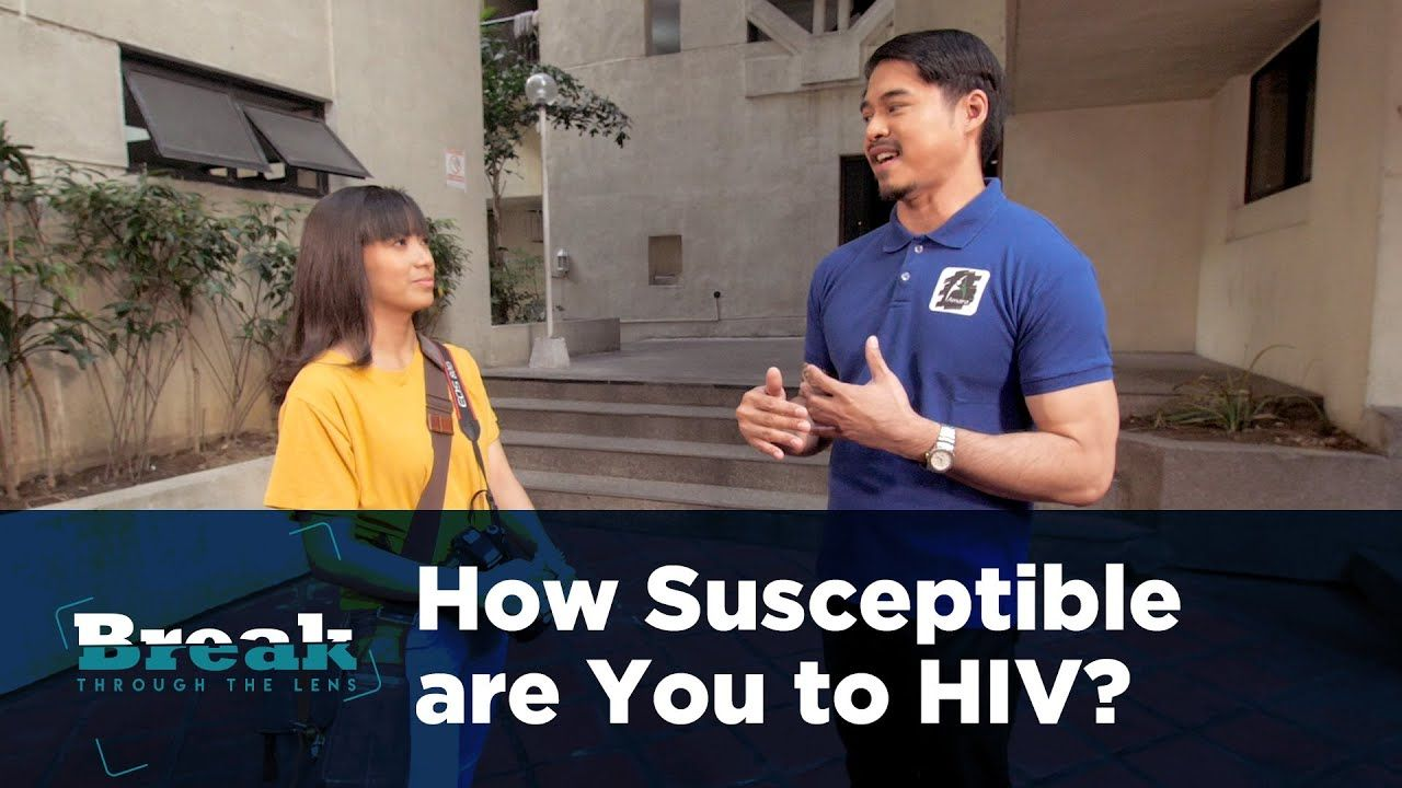 BreakThrough the Lens | How Susceptible are you to HIV?