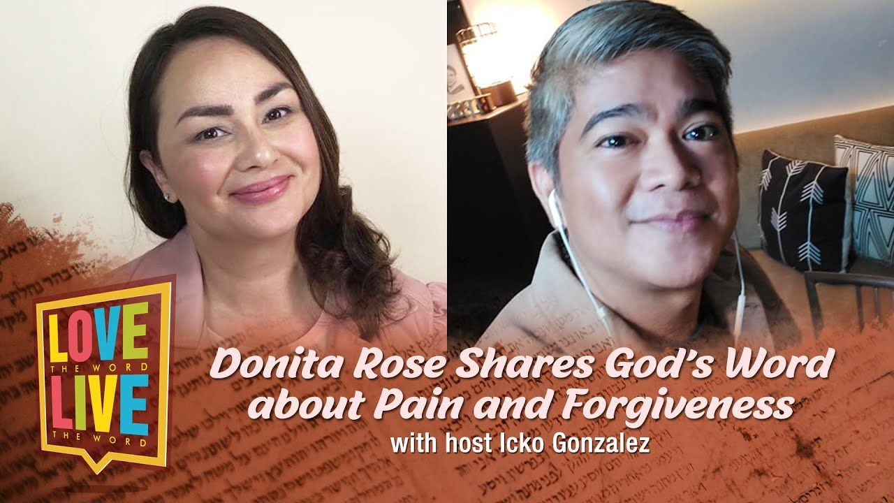 CBN Asia Online – Donita Rose Opens Her Heart about Pain and Forgiveness | iCanBreakThrough