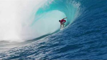 Joel Parkinson and Teahupo'o, 16 Years Later