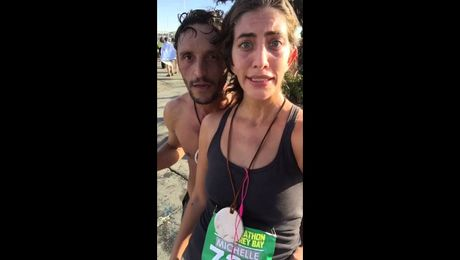 Big Sur half marathon 2015