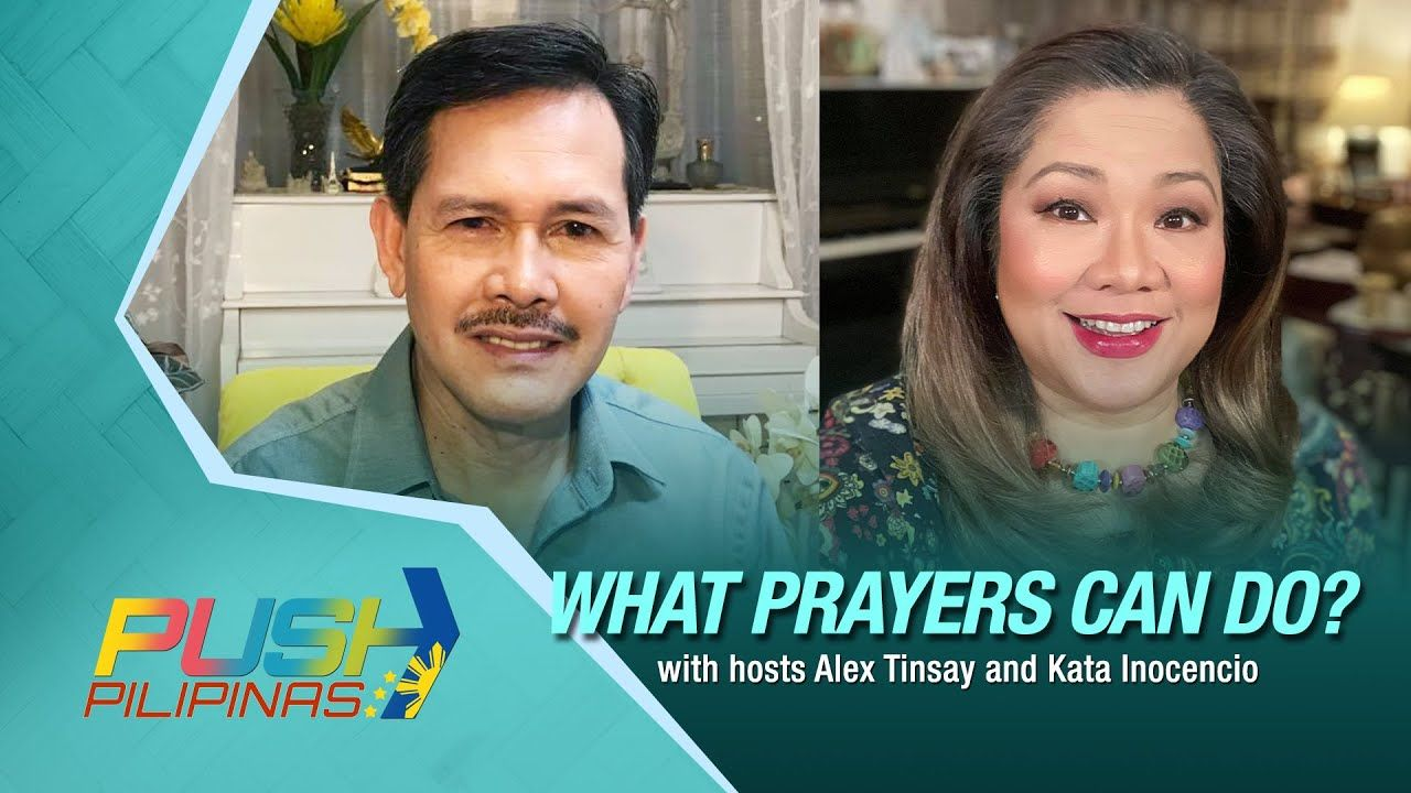CBN Asia Online – Does My Prayer Work? PUSH Pilipinas | iCanBreakThrough