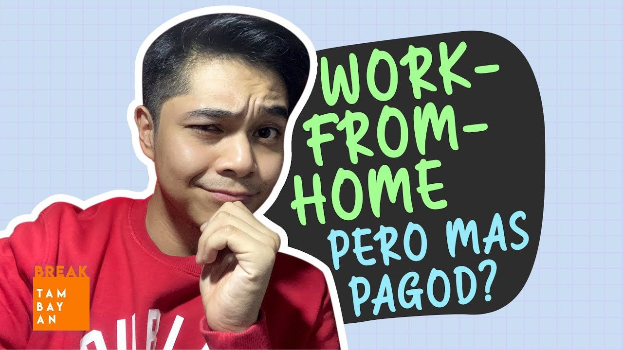 Work-From-Home pero mas Pagod? Let's Solve that with Breaker Neo | BreakTambayan