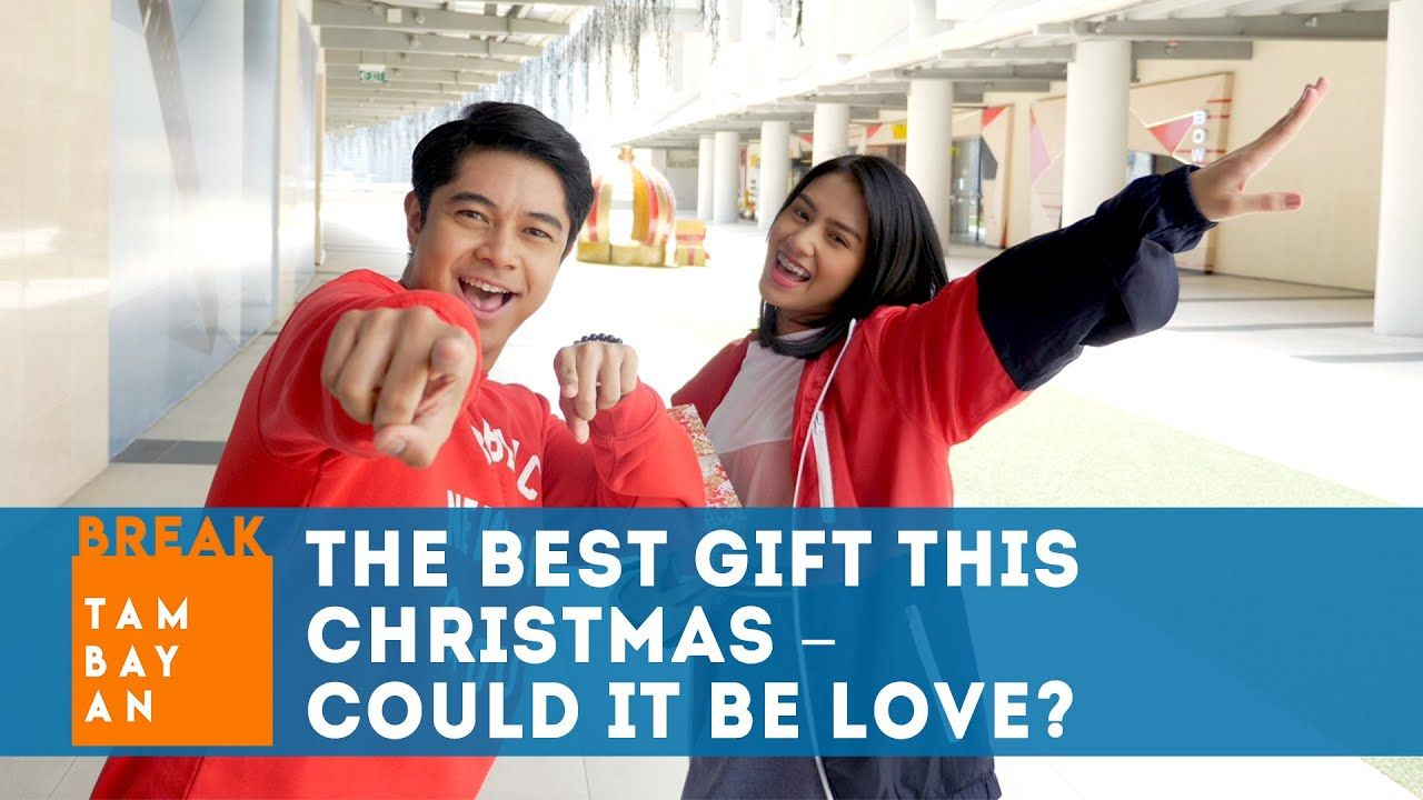 The Best Gift this Christmas - Could it be love? | BreakTambayan
