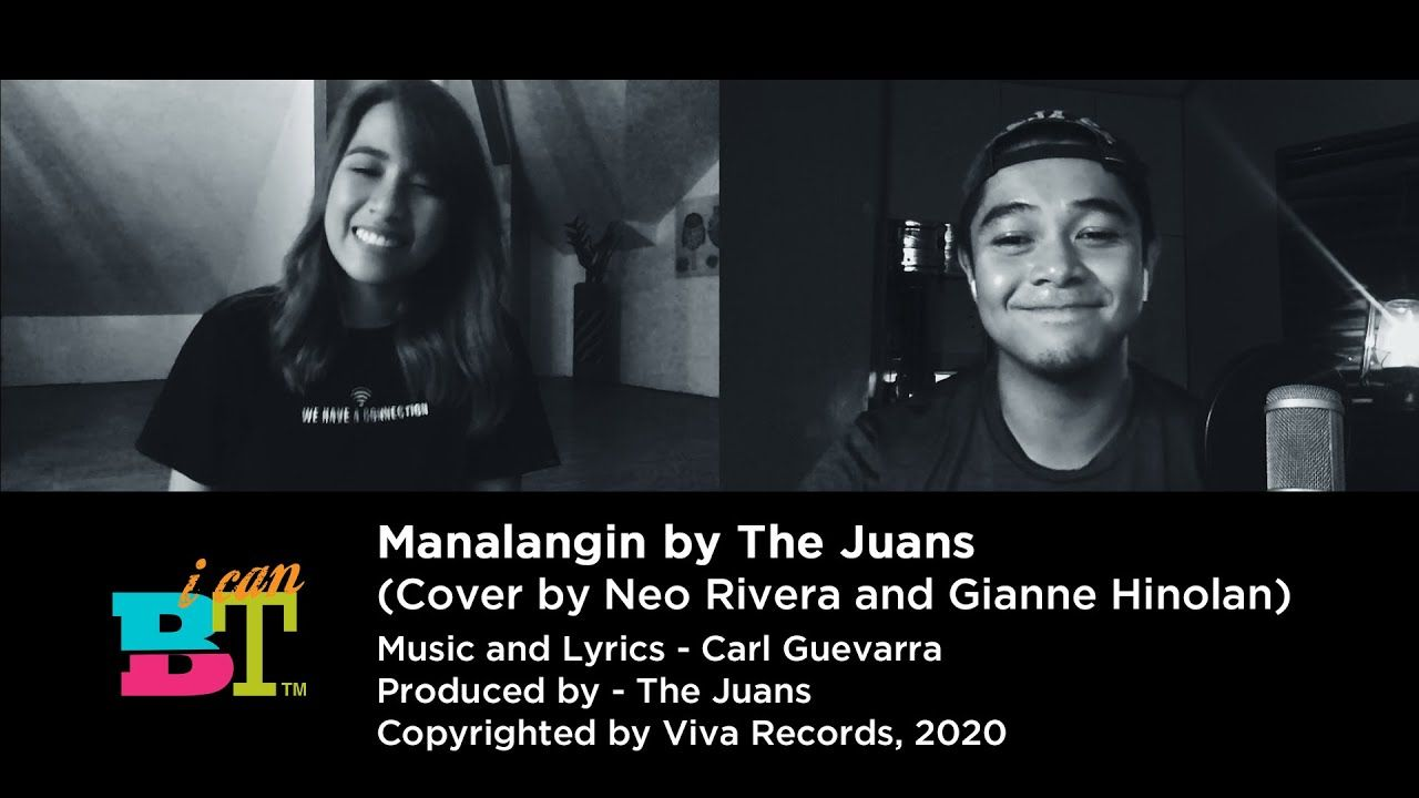 The Juans - Manalangin, Breaker Neo and Breaker Gianne cover | #StayHome #WithMe