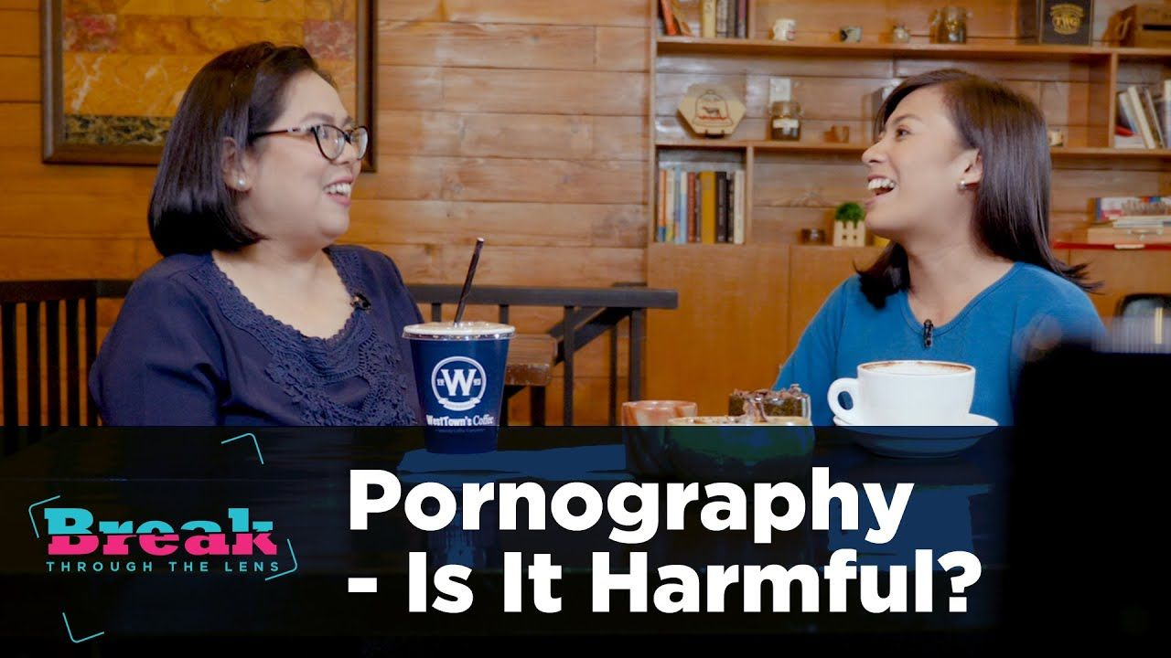 BreakThrough the Lens | Pornography - Is it harmful?