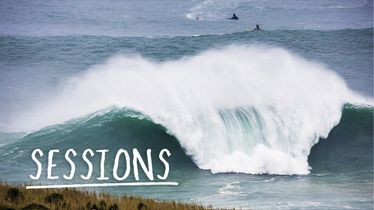 Relive the greatest waves Nazaré has to offer. | Sessions