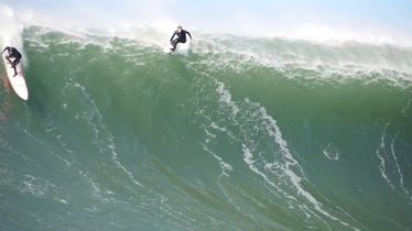 SURFER Awards 2017, Worst Wipeout Nominees: Wilem Banks, Mavericks