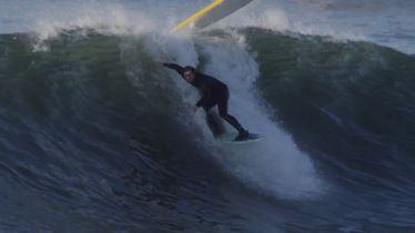 Brad Domke Enjoys Birthday Board Transfer Barrels - The Inertia