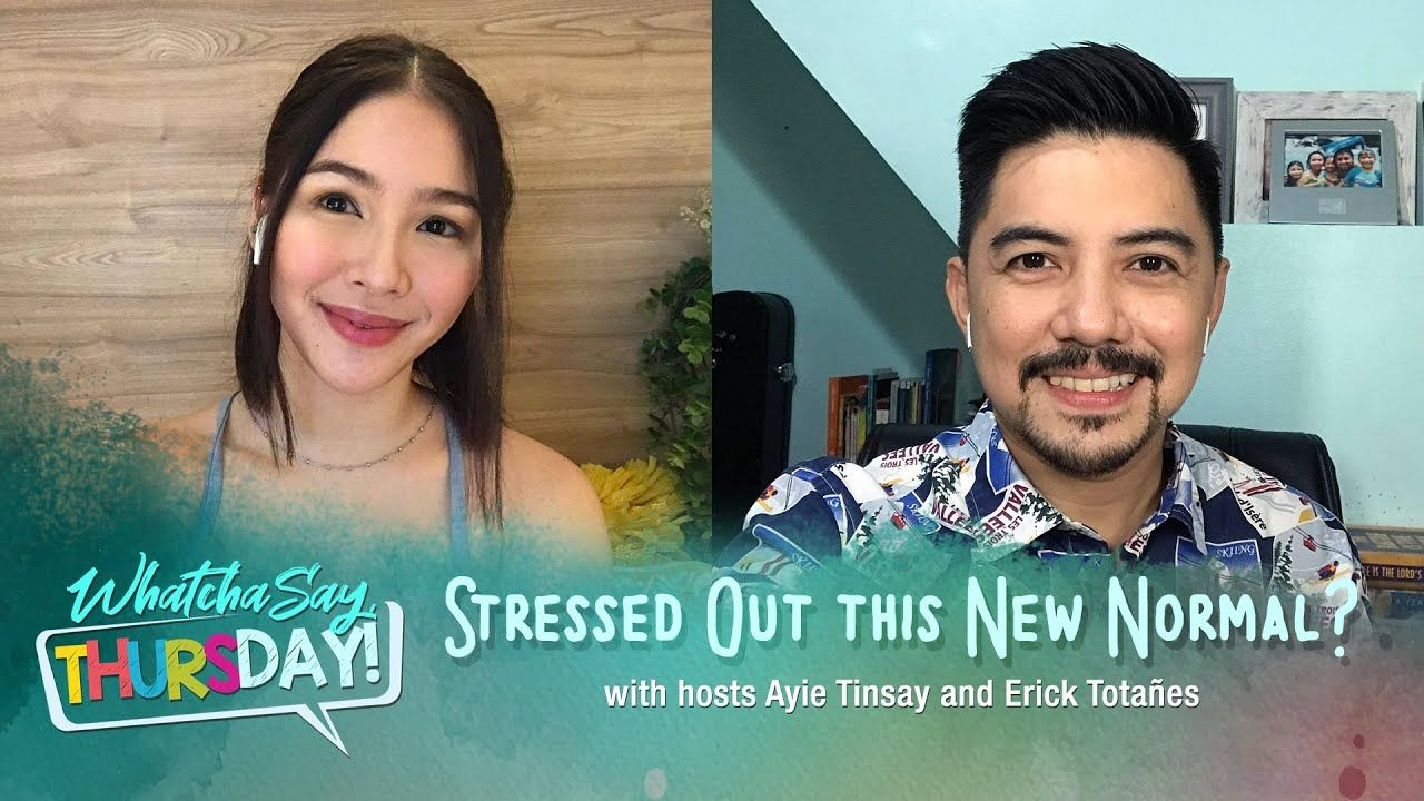 CBN Asia Online – How to Manage Stress | Whatcha Say, Thursday! | iCanBreakThrough