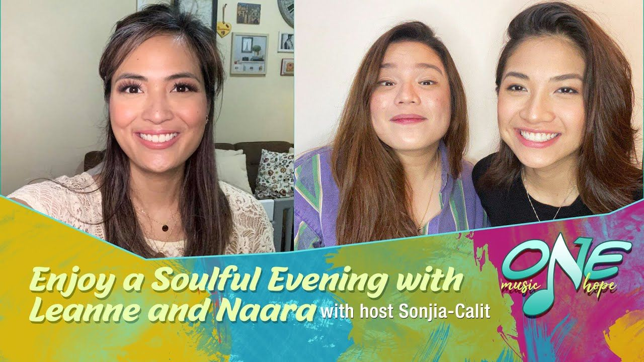 CBN Asia Online – A Soulful Evening with Leanne and Naara in One Music, One Hope | iCanBreakThrough