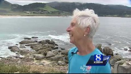 Big Sur marathon runners ready for 26.2-mile challenge