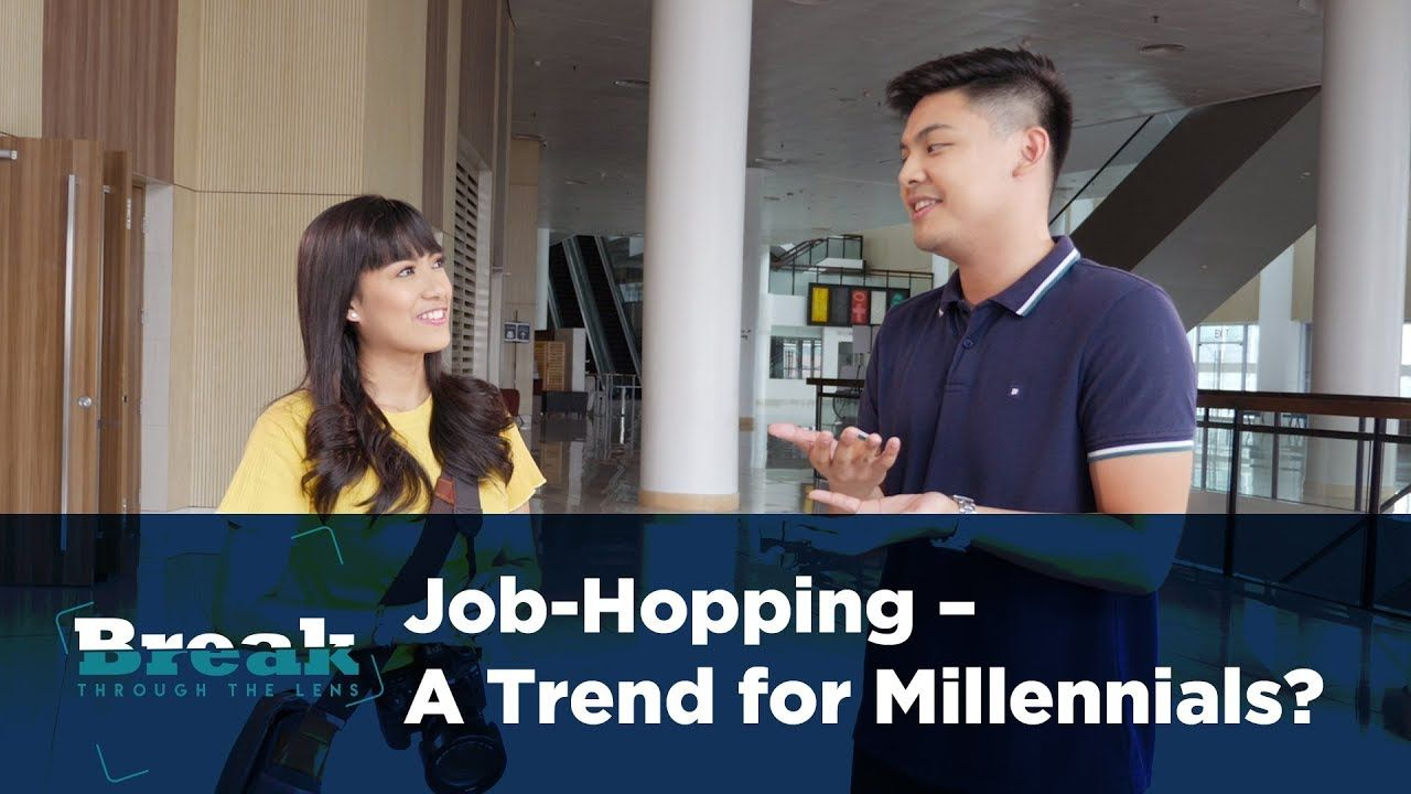 BreakThrough the Lens | Job-Hopping – A Trend for Millennials?