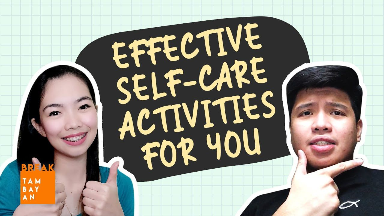 5 #BreakThrough Self-Care Tips During Tough Times from Jericho Arceo and Sofia Azon
