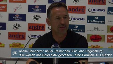 MZ-Spezial: Beierlorzer ist neuer Jahn-Trainer
