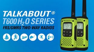TLKR T92 H2O Walkie-Talkie Keeps You Connected on Adventures - Most