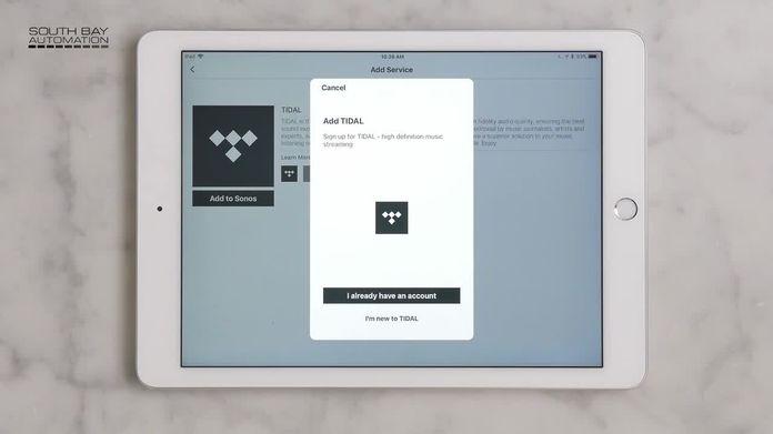 Sonos Music Library - Sonos - Sonos, Savant and Lutron Smart Home
